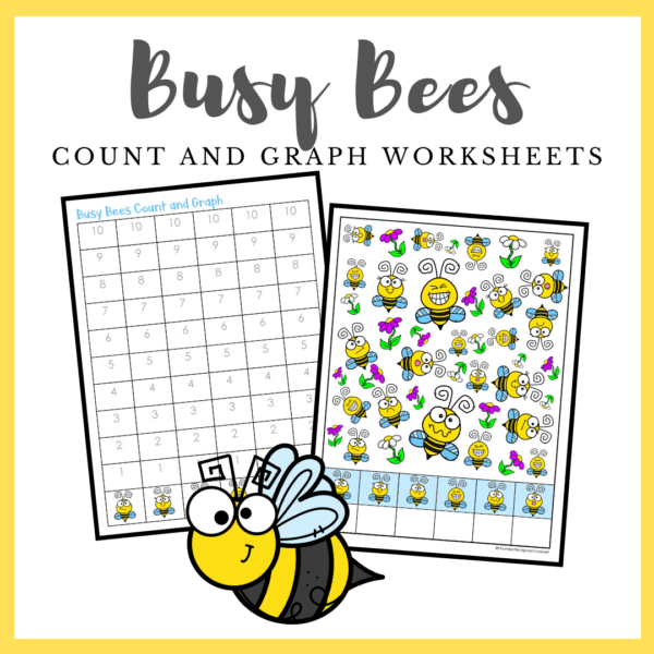 Busy Bees Count and Graph