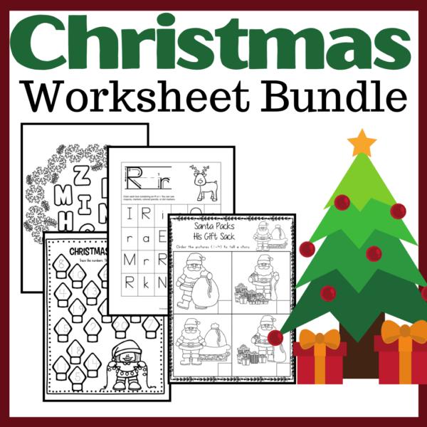 Discounted Christmas Printable Activities