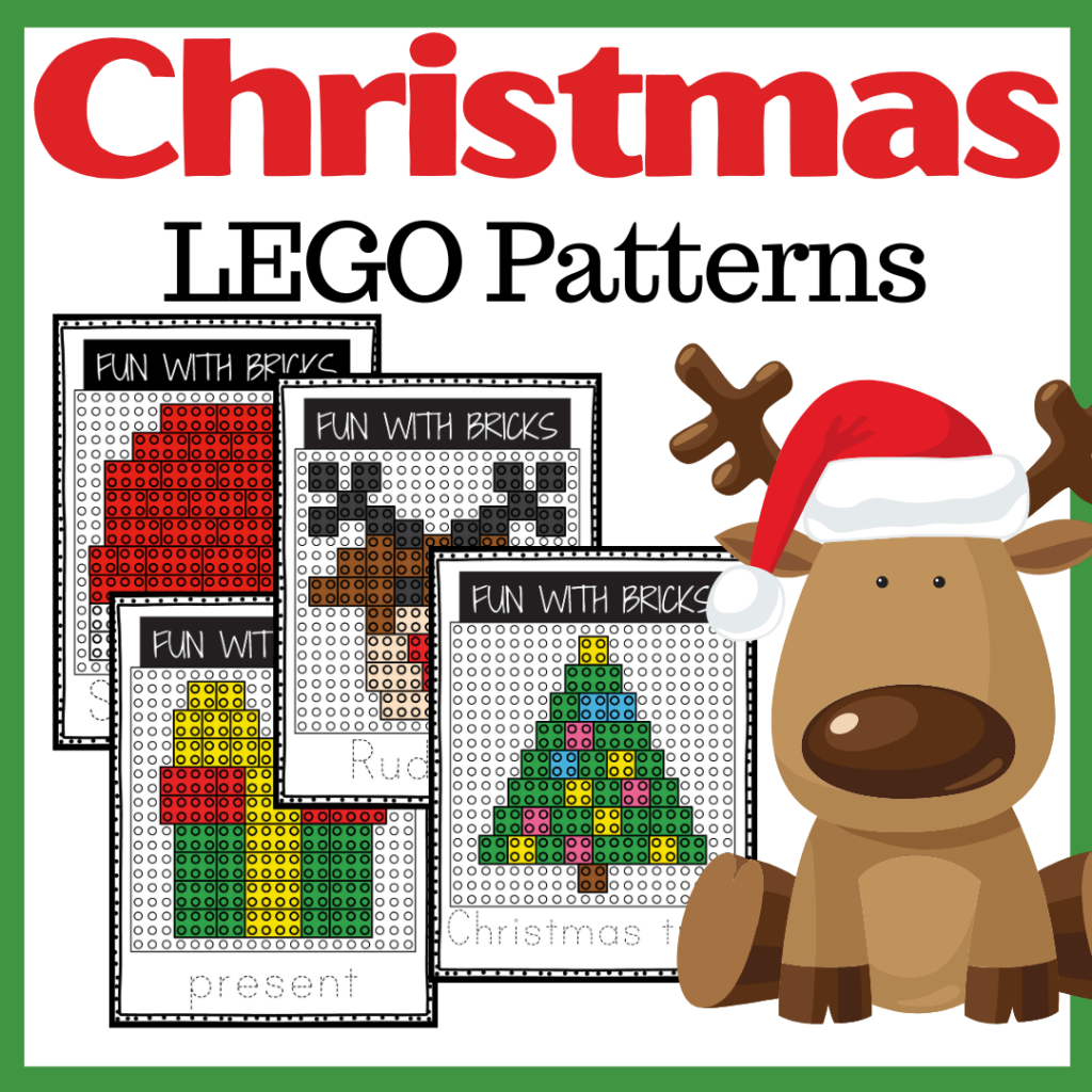 Christmas Lego Patterns