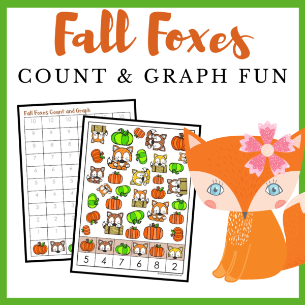 Fall Foxes Count and Graph