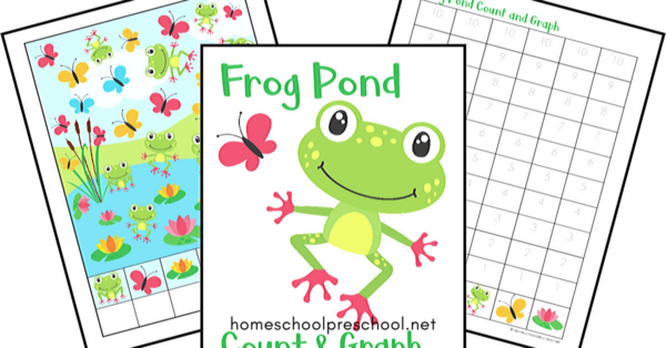 Frog Pond Count and Graph