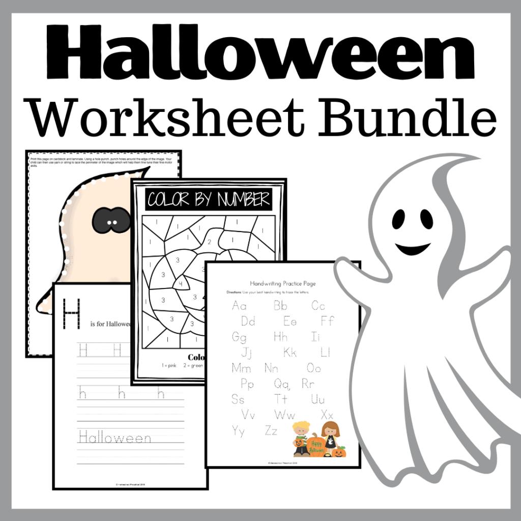 Discounted Halloween Bundle