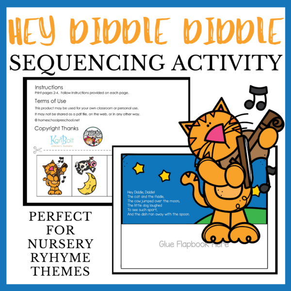 Hey Diddle Diddle Sequencing