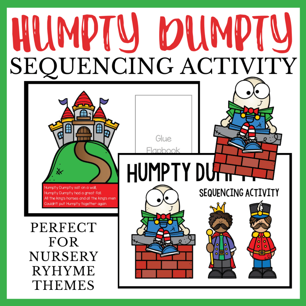 Humpty Dumpty Sequencing