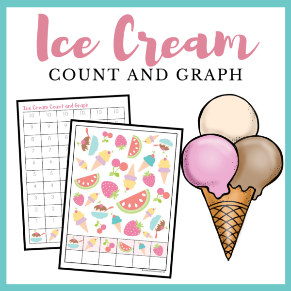 Ice Cream Count and Graph