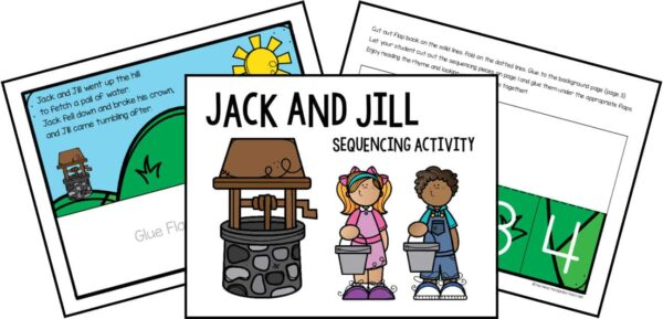 Jack and Jill Sequencing