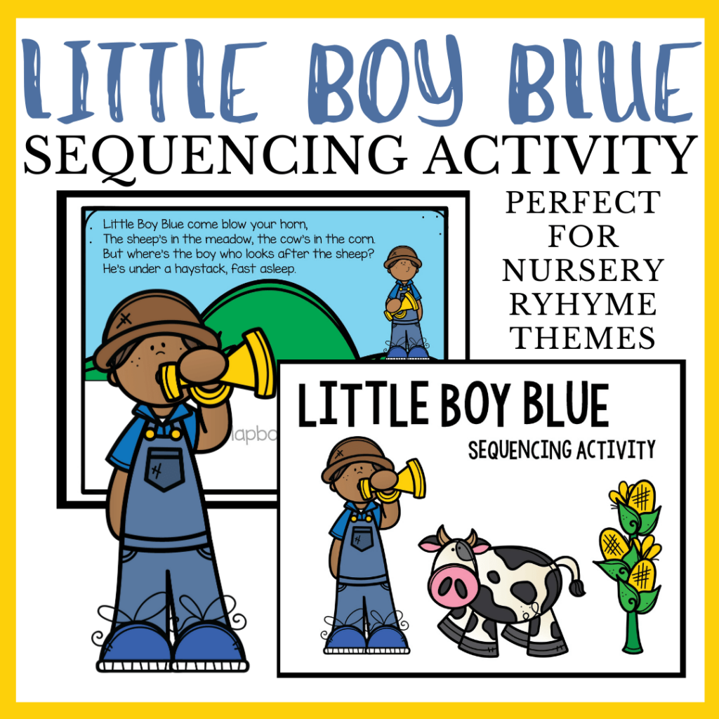 Little Boy Blue Sequencing