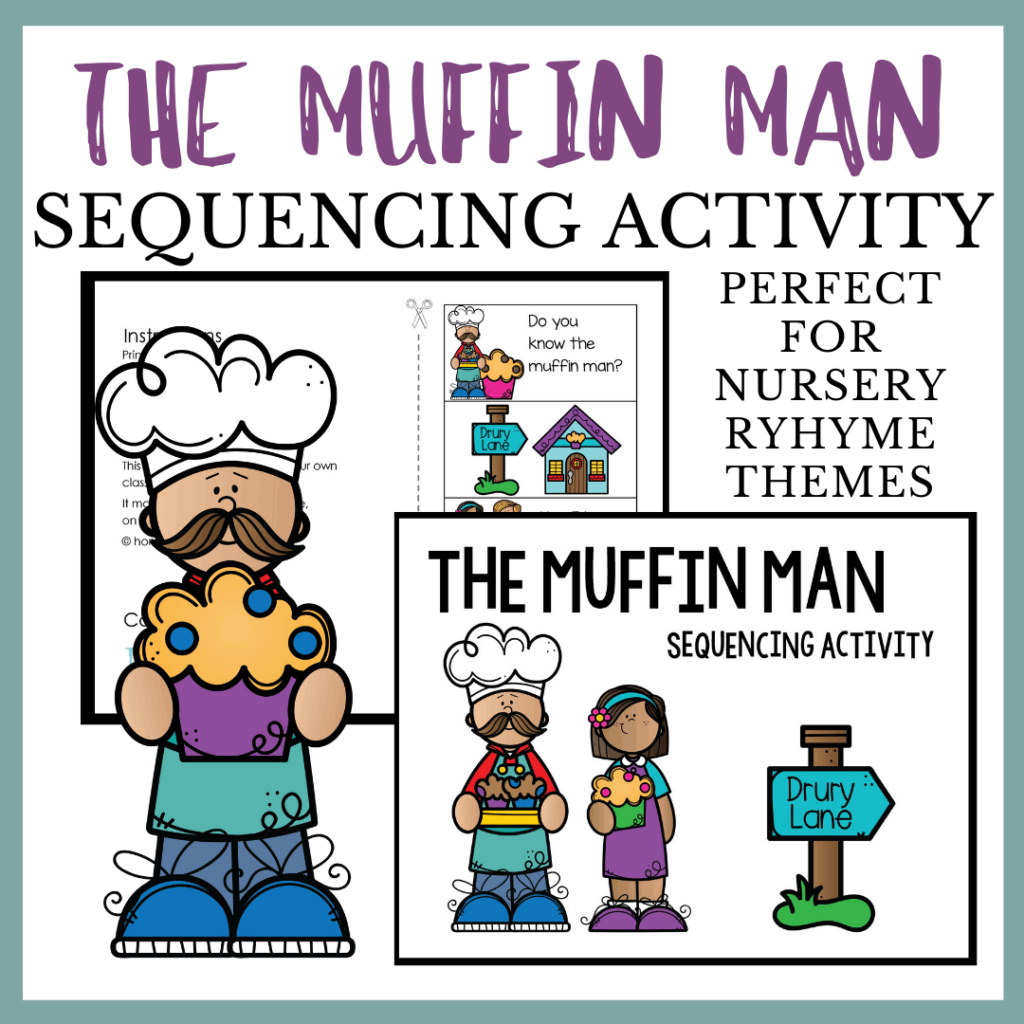 Muffin Man Sequencing