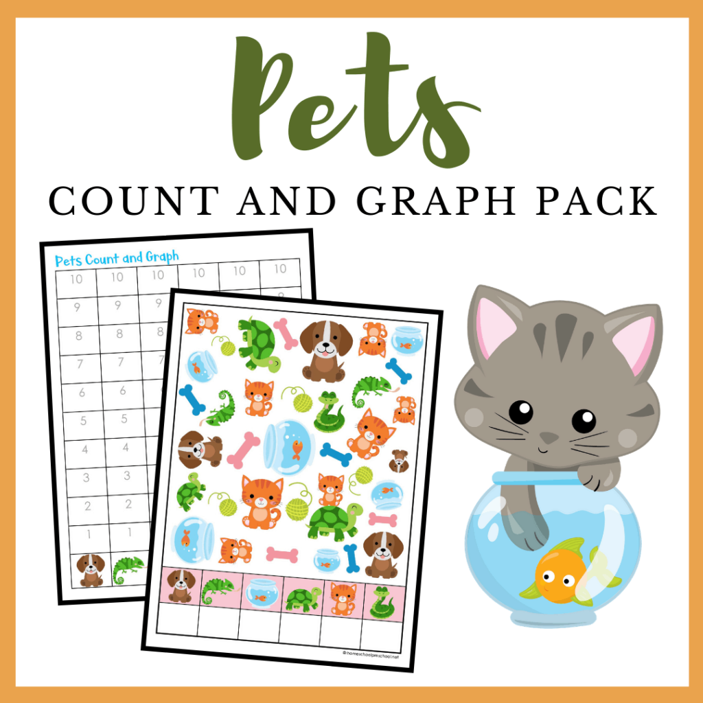 Pets Count and Graph