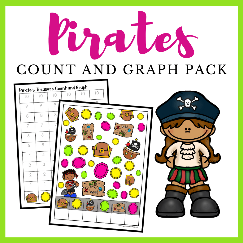 Pirate Count and Graph