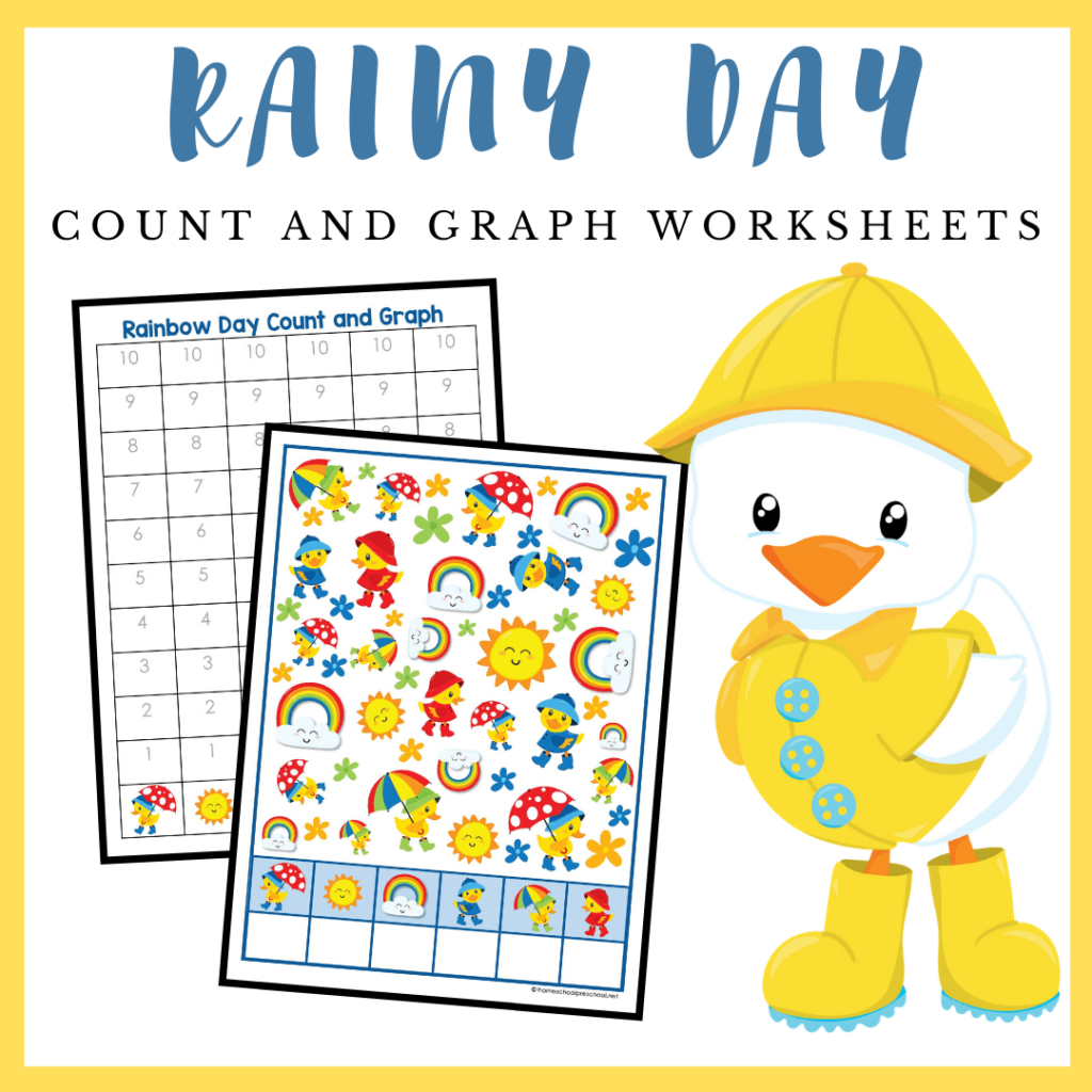 Rainy Day Count and Graph