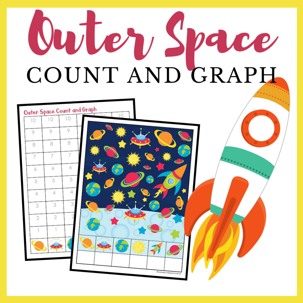 Outer Space Count and Graph