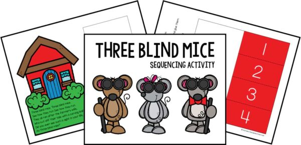 Three Blind Mice Sequencing
