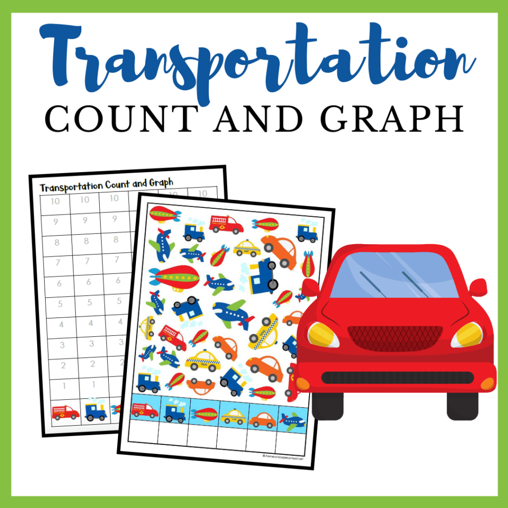 Transportation Count and Graph