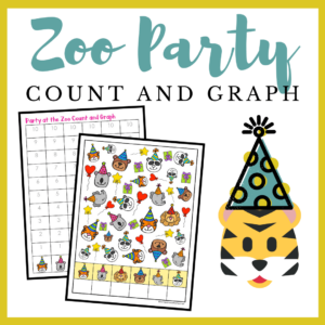 Zoo Animals Count and Graph
